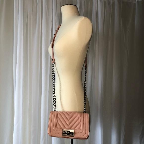Steve Madden Handbags - Steve Madden Crossbody Pink